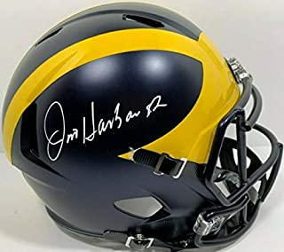 Best jim harbaugh autographed michigan helmet Reviews