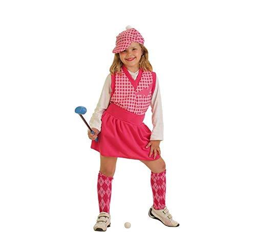 LLOPIS  - Disfraz Infantil jugadora de Golf t-0
