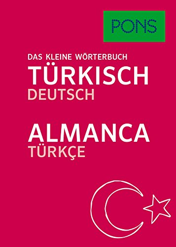 PONS Das kleine Wörterbuch Türkisch: Türkisch-Deutsch / Deutsch-Türkisch