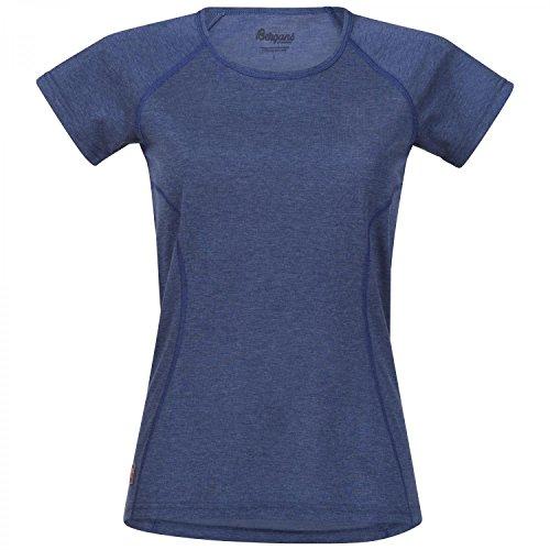 Bergans Cecilie - T-shirt manches courtes - bleu Modèle XS 2017 tshirt manches courtes