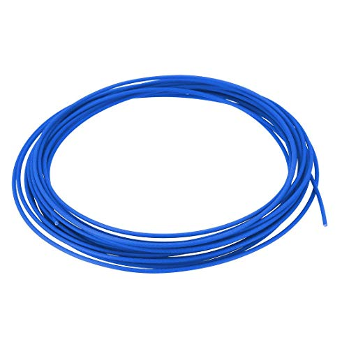 Recargas de filamento para bolígrafo 3D, 16 pies, recambios de filamento PCL 1,75 mm, precisión dimensional +/- 0,02 mm, para impresora 3D, color azul