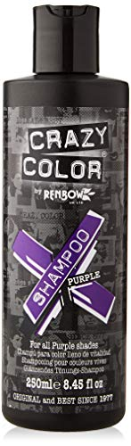 Crazy Color Champu Purple 250 ml