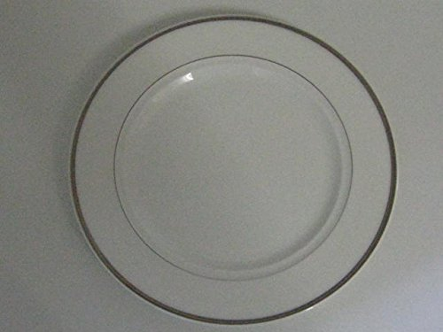 Ballerine Platin Frühstücksteller 21 cm Fahne