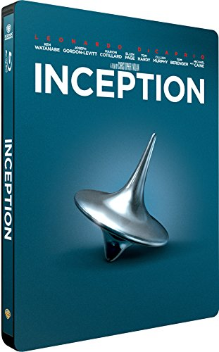 Inception Iconic Moments Steelbook (exklusiv bei Amazon.de) [Blu-ray]