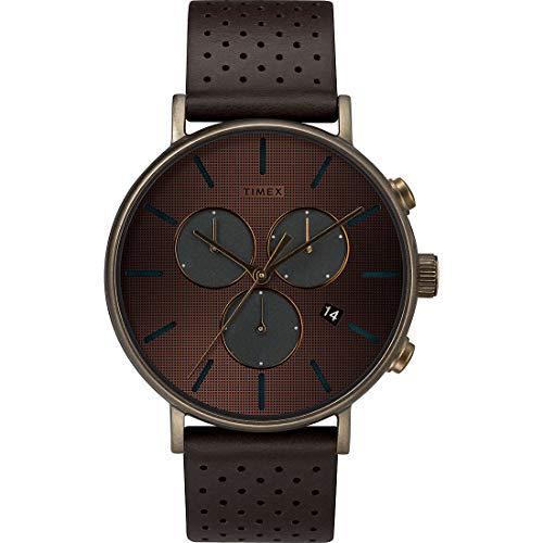 Timex Reloj Analógico para Hombre de Cuarzo con Correa en Ninguno 0753048788330