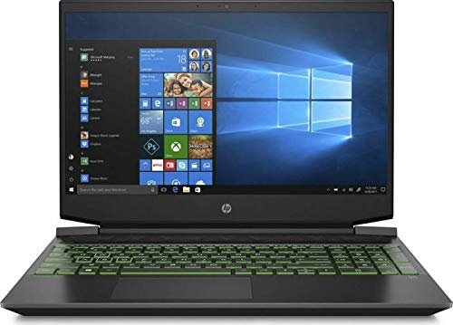 HP Elite Gaming Pavilion Ryzen 5 3500U 8-Thread 3.7 GHz (15.6 Zoll IPS Full-HD) Notebook (16GB DDR4, 1TB SSD, NVIDIA Geforce GTX 1650 4 GB GDDR5, WLAN, BT, USB 3.0, Win 10 Prof., MS Office) #6420