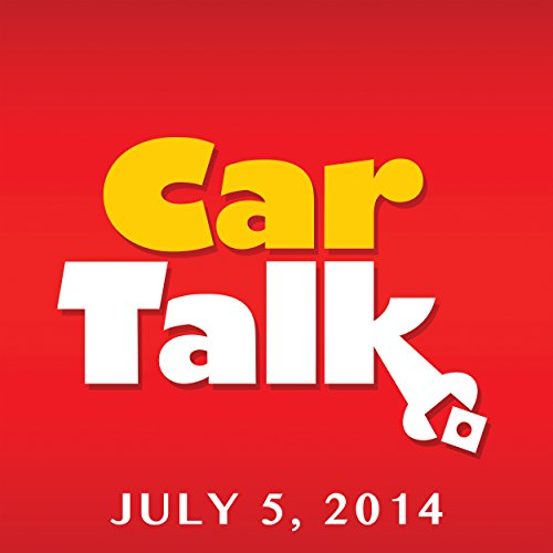 Car Talk, The Beemer Smell, July 5, 2014 cover art