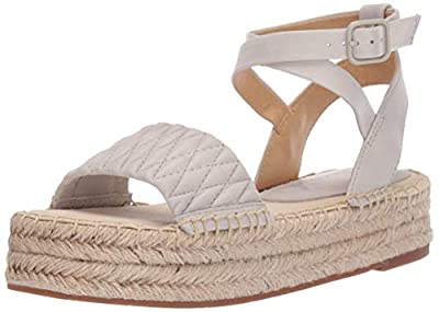 Splendid Women's Seward Slide Sandal, Light Grey, 6 M US