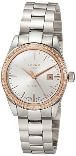 [ティソ] 自動巻き腕時計 TISSOT T-マイ レディ オートマティック T9300074103100 レディース グレー
