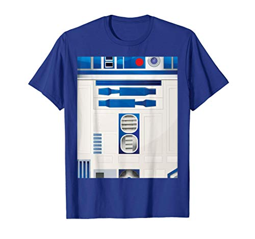 Star Wars R2-D2 Halloween Costume T-Shirt
