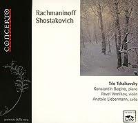 Rachmaninoff/Shostakovich