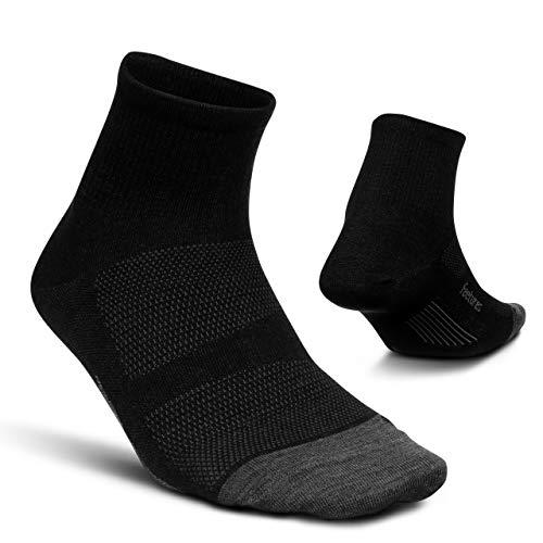 Feetures Merino 10 Ultra Light Quarter Sock