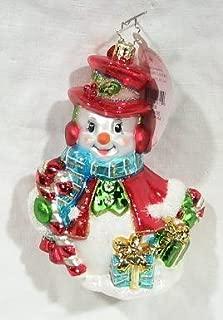 Frosty Favors - Christopher Radko Retired Ornament