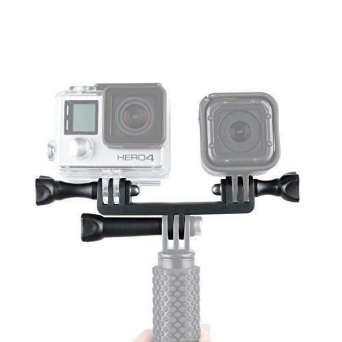 Floating Handle Grip for GoPro Hero6 5 4 Session/hero4/3+/3/2/1 and other Action Camera
