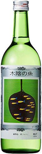 嘉美心酒造 木陰の魚 瓶 日本酒 岡山県 720ml