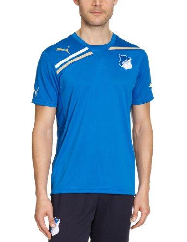 PUMA t-Shirt pour Homme TSG 1899 Hoffenheim Performance XL Bleu - Bleu