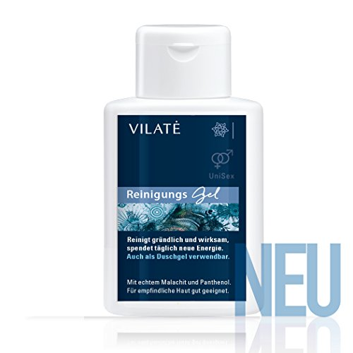 Vilaté for men Everyday Reinigungsgel Maskulin · Überzeugend · Perfekt!