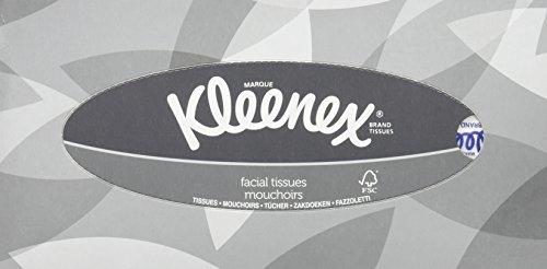 Kimberly-Clark Pañuelos Faciales Kleenex Cubo
