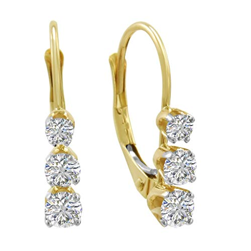 10 best diamond earrings dangle for 2020