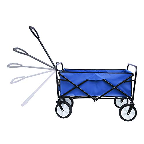 LKTPFUR Wagon Garden Shopping Beach Cart