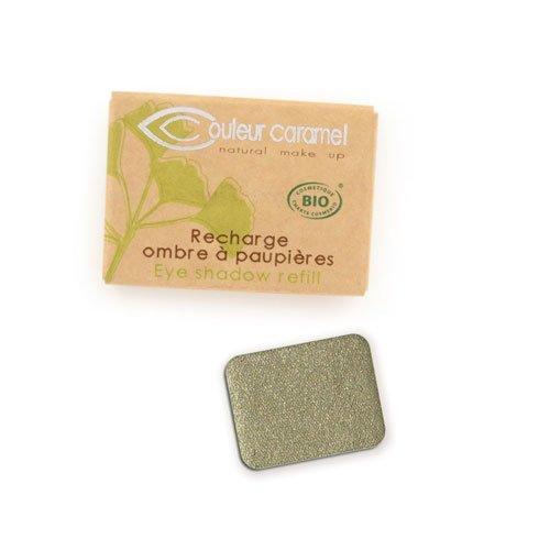 Couleur Caramel - Recharge Fard à paupières n°148 Kaki nacrée Bio 1.3 g