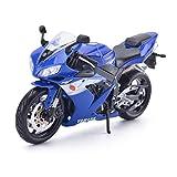 BHYShop Bomba hidr/áulica del pie de la Bomba del Cilindro Maestro del Freno Trasero de la Motocicleta para Yamaha FJR1300 FJ600 FZR250 400 FZX250 YZF R1 R6 TZ250 YFZ RZ