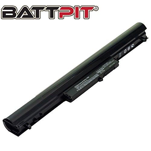 Battpit Batteria per Portatile HP 695192-001 VK04 694864-851 H4Q45AA#ABB HSTNN-DB4D HSTNN-YB4D HSTNN-YB4M TPN-Q113 TPN-Q114 TPN-Q115 - [4 Celle/2200mAh/32Wh]