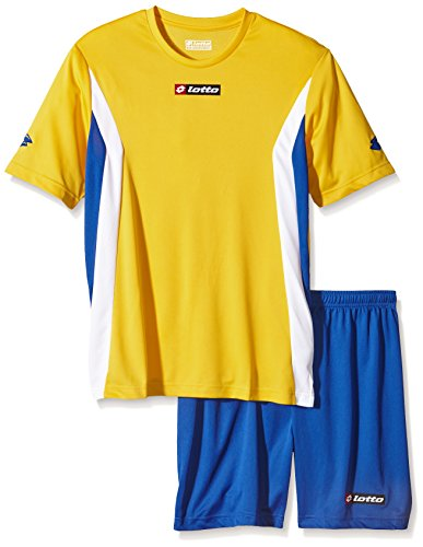 Lotto Sport Shirt mit Short Kit Stars - Camiseta de equipación de...