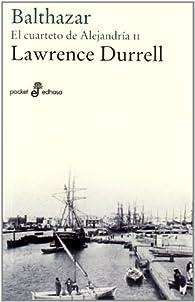 Balthazar  : 53 par Lawrence Durrell