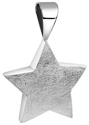 Nenalina ciondolo stella in argento per donna con superficie opaca 361309-390