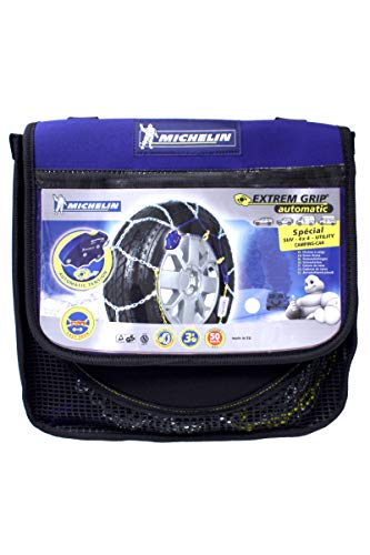 Michelin 007880 Chaînes à neige automatique 4x4, 80