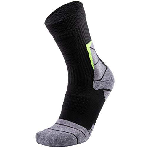 MEIKAN2021 neue Socken, Klettersocken, COOLMAX schnelltrocknende Sportsocken, atmungsaktive und schweißabsorbierende Baumwollsocken, die beste Wahl für Outdoor-Sportarten für Männer und Frauen