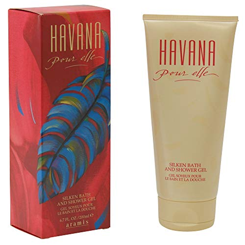 Aramis Havana Pour Elle Silken Bath and Shower Gel Duschgel 200 ml