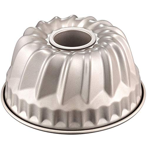 CHEFMADE Bundt Cake Pan, 6.5-Inch Non-Stick FDA Approved for  Instant Pot Baking