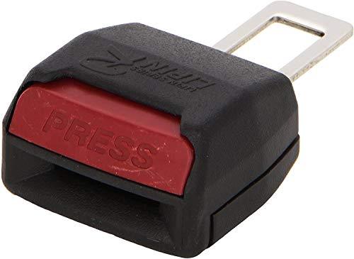 Gancio Cintura di sicurezza 3 pezzi Stop beep disattiva l'allarme, con allaccio cintura di sicurezza auto incorporato