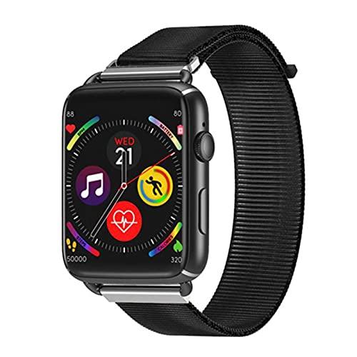 YHWD Reloj Inteligente 4G, Reloj Inteligente con Bluetooth 4.0, Reloj Inteligente Muñeca con Pantalla Táctil 1,82 Pulgadas, Batería De 700 Mah, Resolución 360 * 320 para Android 7.1