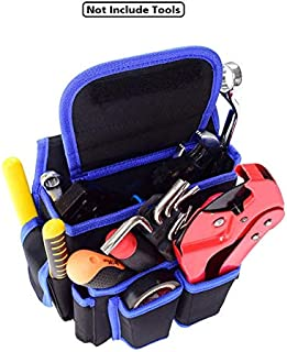 Tool pouch Small Tool belt bag for outdoor work, maintenance, workshop work, home improvement (AM-Y1 bag)