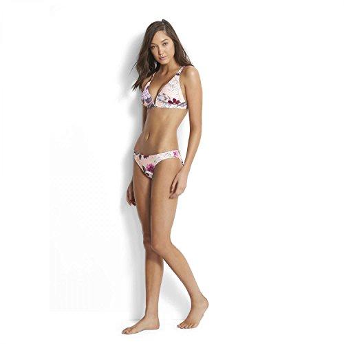 Seafolly Damen Bikini Oberteil Modern Love apricot (515) 34