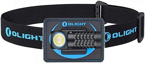 OLIGHT Perun Mini LEDヘッドライト 1000ルーメン 懐中電灯 防水 充電式 ヘッドランプ 家庭用 アウトドア 釣り キャンプ 作業 IMR16340 5年保証
