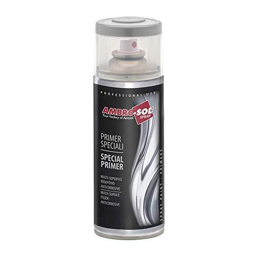 Ambro-Sol V400PRIMER.1 Pinturas tratamiento superficies imprimación metal, Transparente, 400 ml
