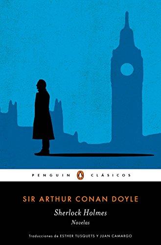 Sherlock Holmes. Novelas (Los mejores clásicos)