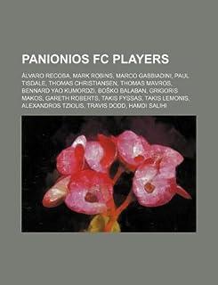 Panionios FC players: Álvaro Recoba, Mark Robins, Marco Gabbiadini, Paul Tisdale, Thomas Christiansen, Thomas Mavros, Bennard Yao Kumordzi