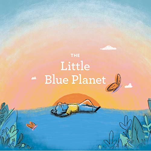 Avocado Green Mattress: The Little Blue Planet Children's Book