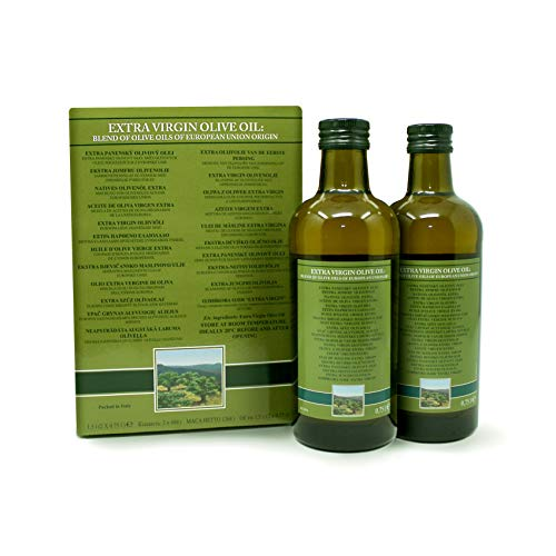 Bester der welt Italien Natives Olivenöl Extra – da Carapelli Firenze SpA, Florenz, Italien – Amway -…