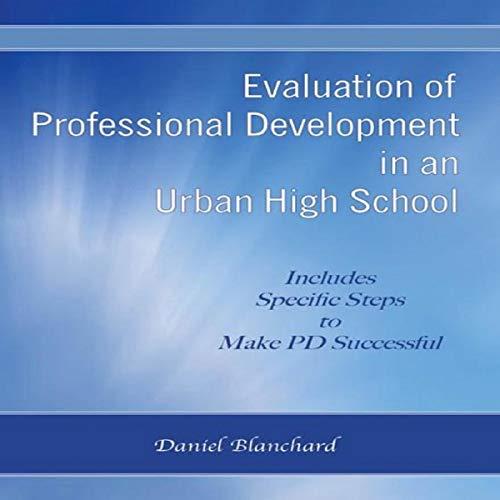 Evaluation of Professional Development in an Urban High School Titelbild