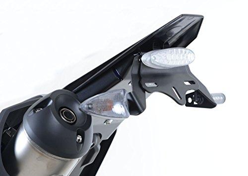 R&G Kennzeichenhalter für Yamaha WR125X \'09- / WR125R \'09-