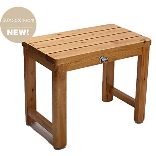 L-DZJUYILXY houten kruk, multifunctioneel, voor meubels