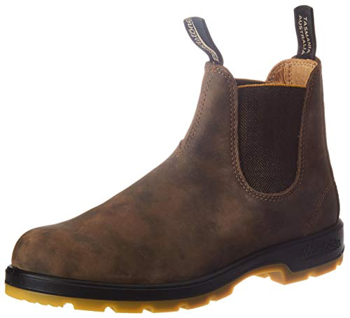 Blundstone BL585 Rustic Brown, 9.5 Women/7.5 Men