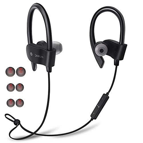 uriculares in-Ear,Auriculares de Graves Pesados con Control de Volumen del micrófono Auriculares (1PACK, Pink)