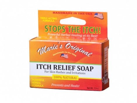 Maries Original Formulas All-Natural Herbal Itch Relief Soap